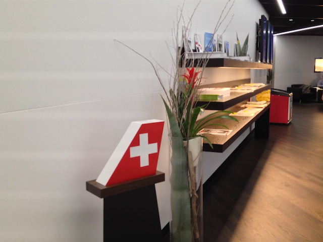 Lounge VIP da SWISS