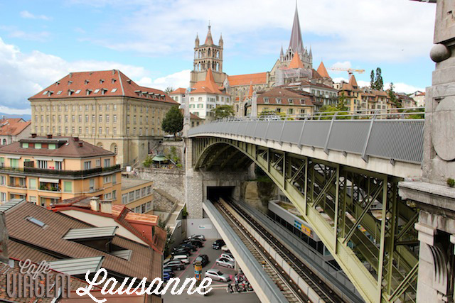 Lausanne Swiss Experience