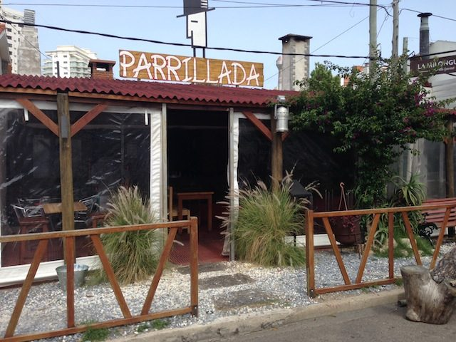 parrilla Punta del Este