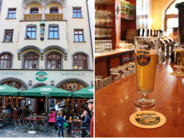 cervejas de Munique