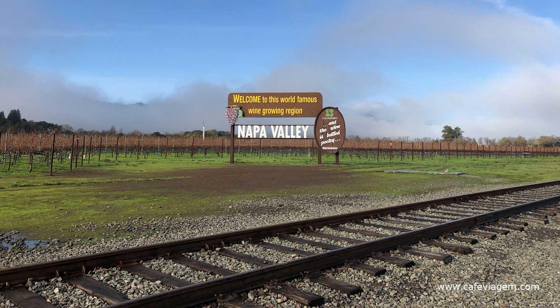 melhores vinícolas Napa Valley