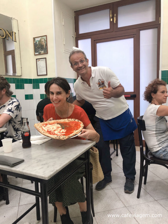pizzaria Julia Roberts Napoles