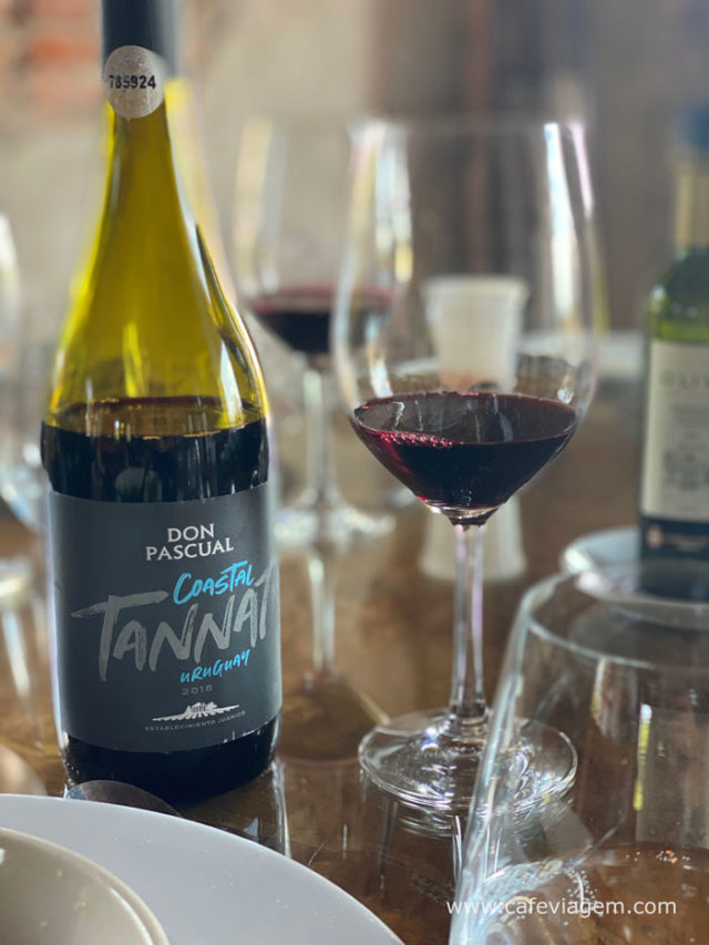 Coastal Don Pascual tannat