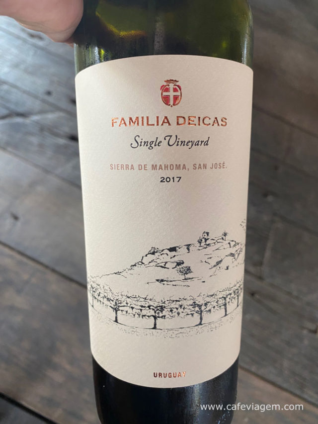 Single Vineyard Deicas