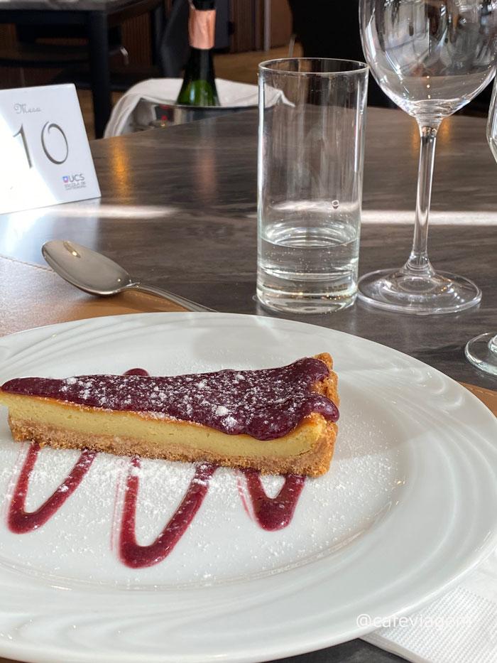 Dolce Italia restaurante Escola de Gastronomia UCS